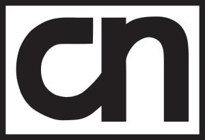 CN Logo With black box