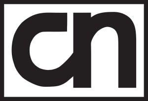 CN Logo With black box